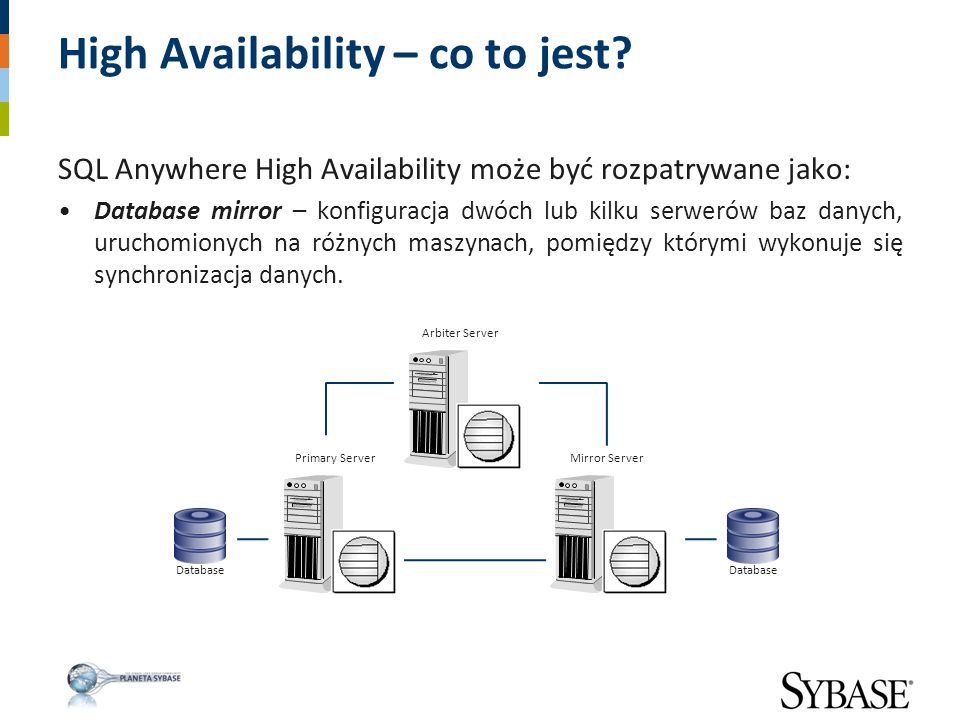 High Availability – co to jest