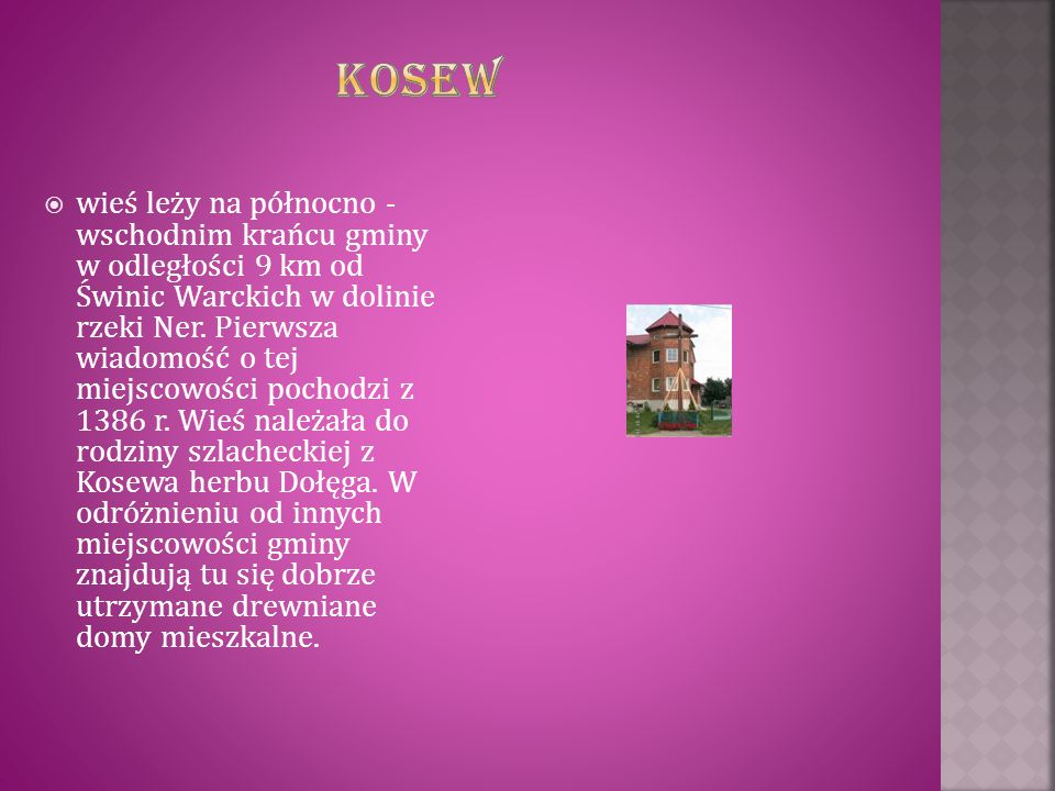 Kosew