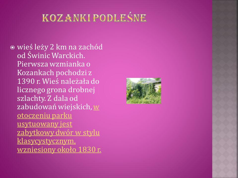 Kozanki Podleśne