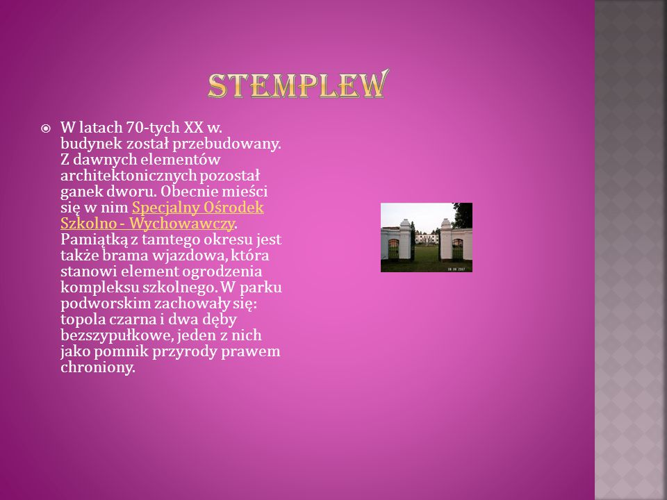 Stemplew