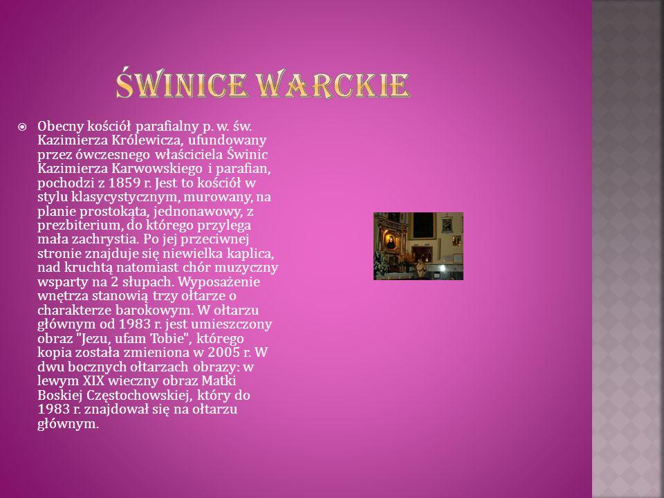 Świnice Warckie