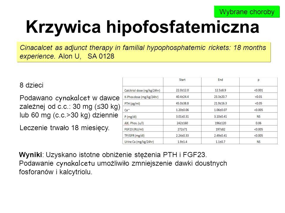 Krzywica hipofosfatemiczna