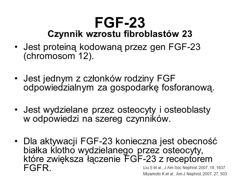 Czynnik wzrostu fibroblastów 23