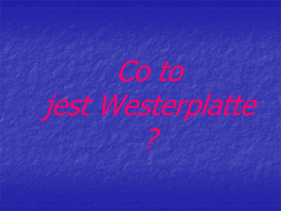 Co to jest Westerplatte