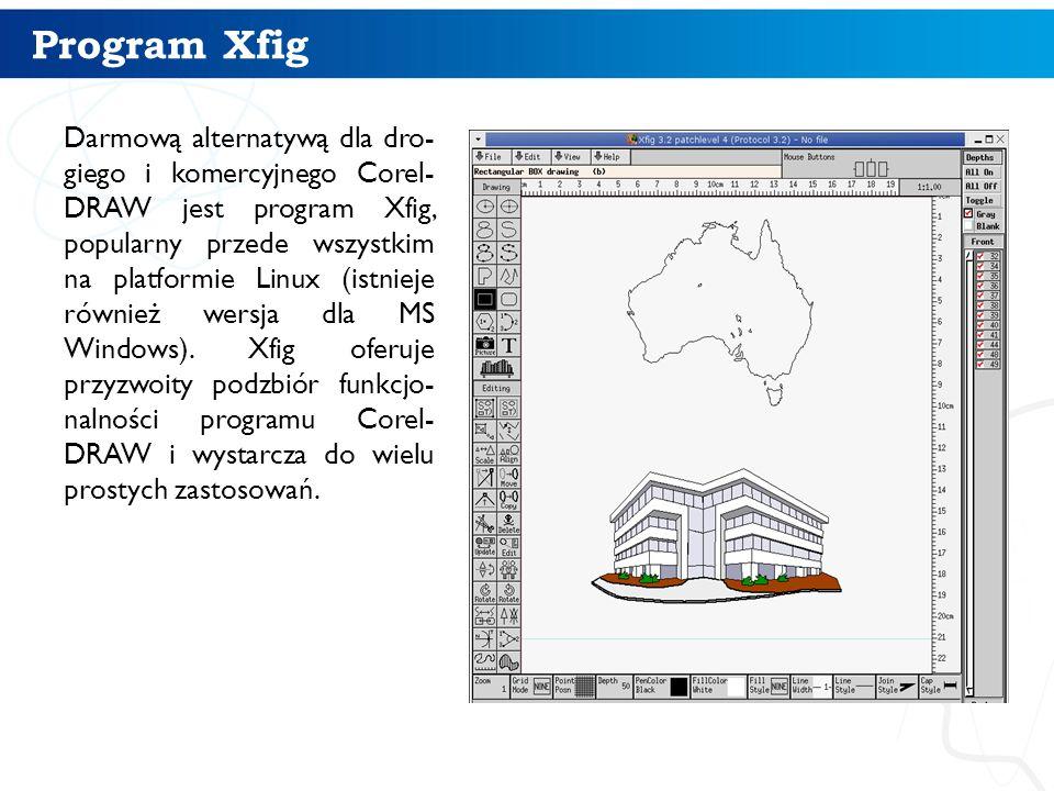Program Xfig