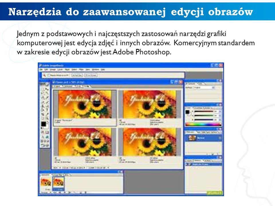 Narzędzia do zaawansowanej edycji obrazów