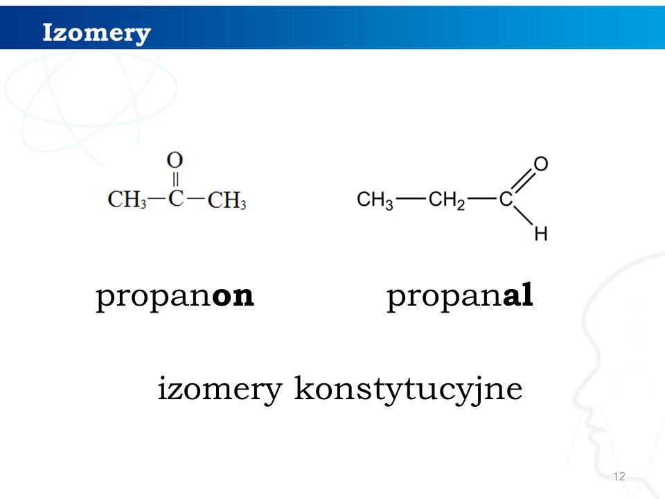 izomery konstytucyjne