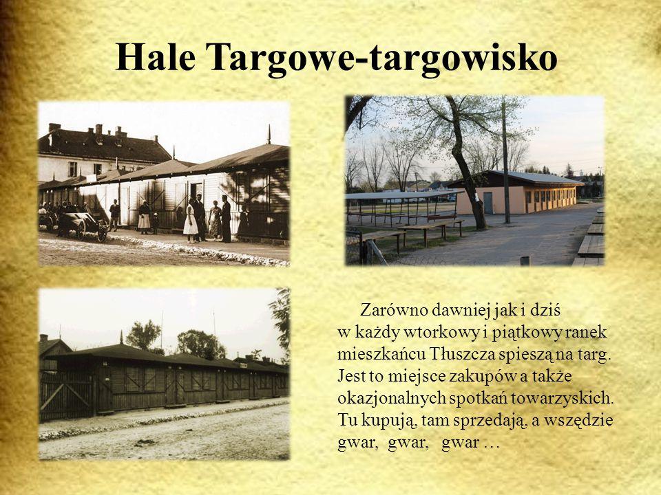 Hale Targowe-targowisko