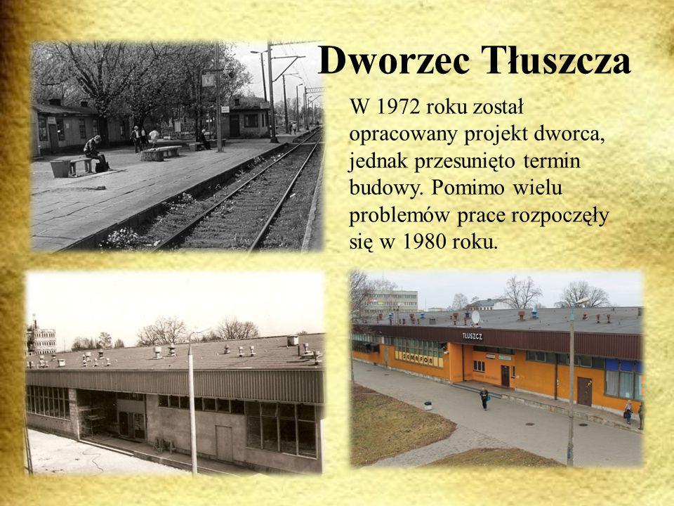 Dworzec Tłuszcza