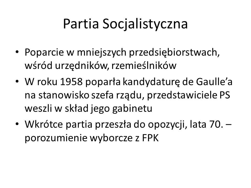 Partia Socjalistyczna