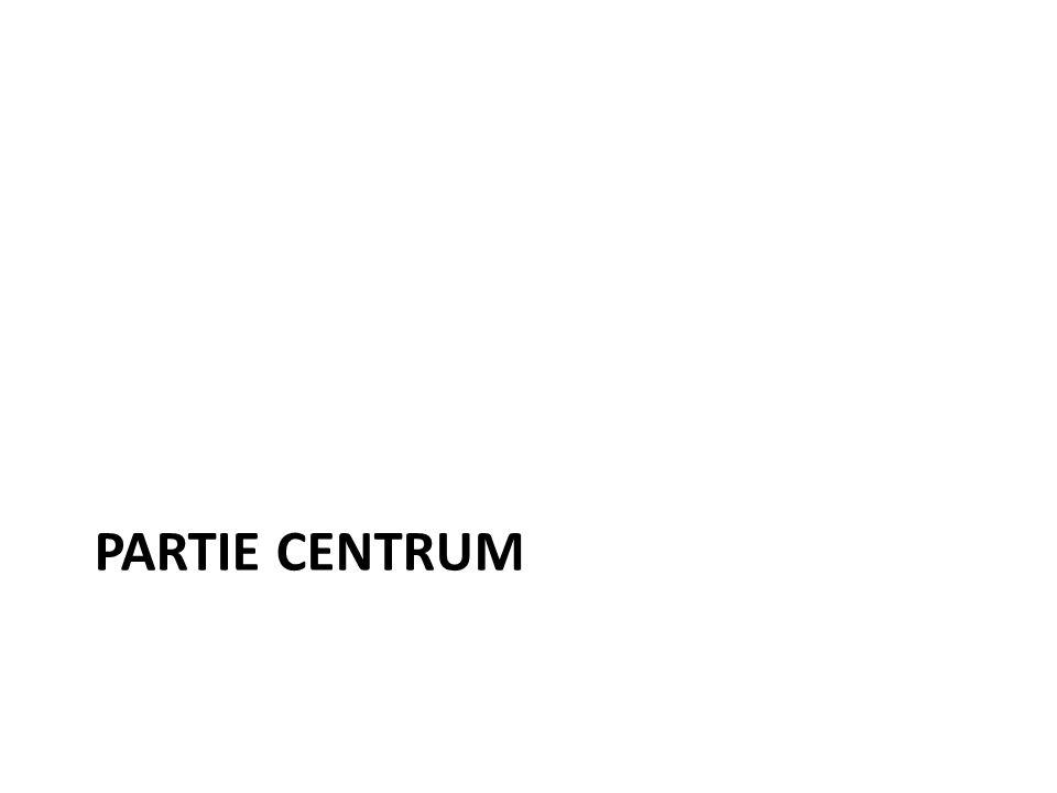 Partie centrum