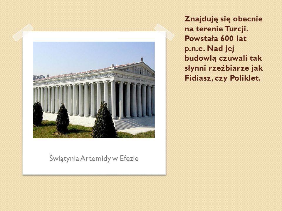 Świątynia Artemidy w Efezie