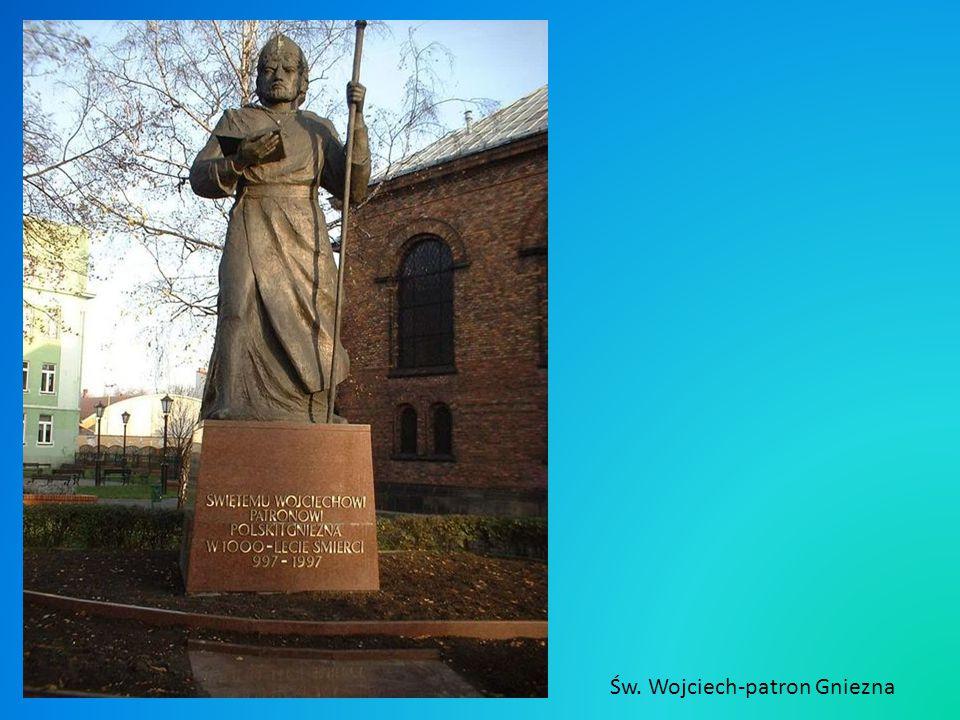 Św. Wojciech-patron Gniezna
