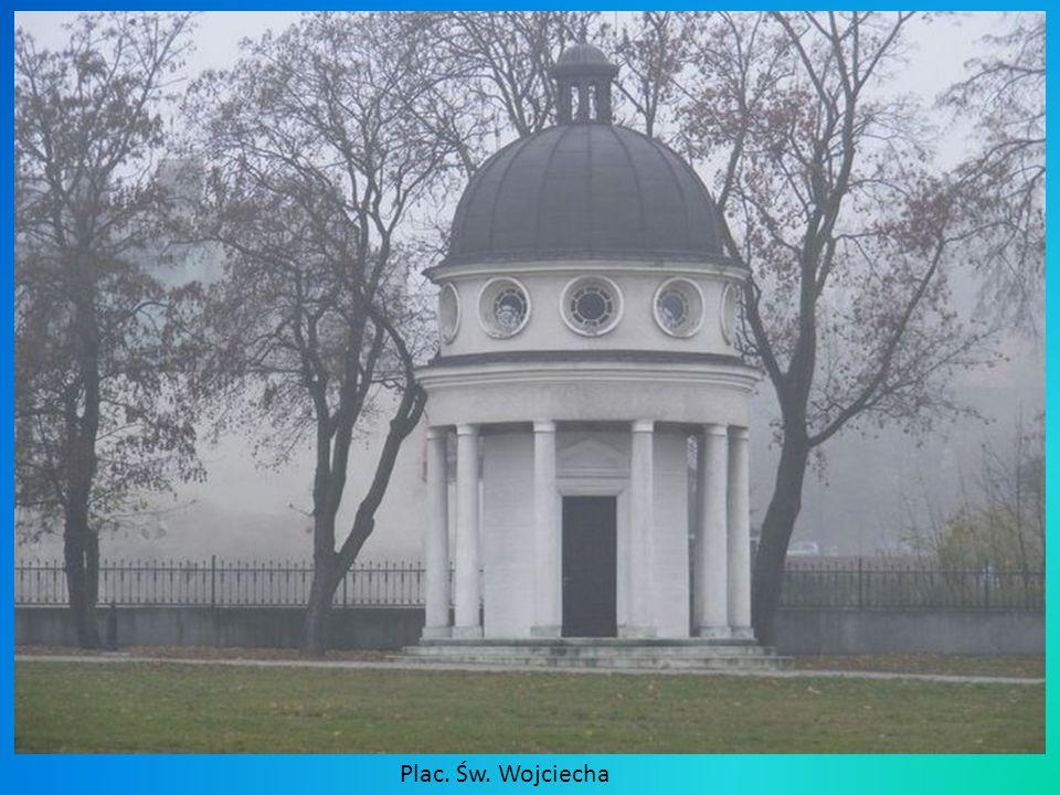 Plac. Św. Wojciecha