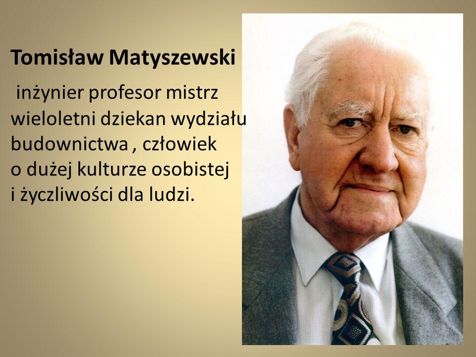 Tomisław Matyszewski