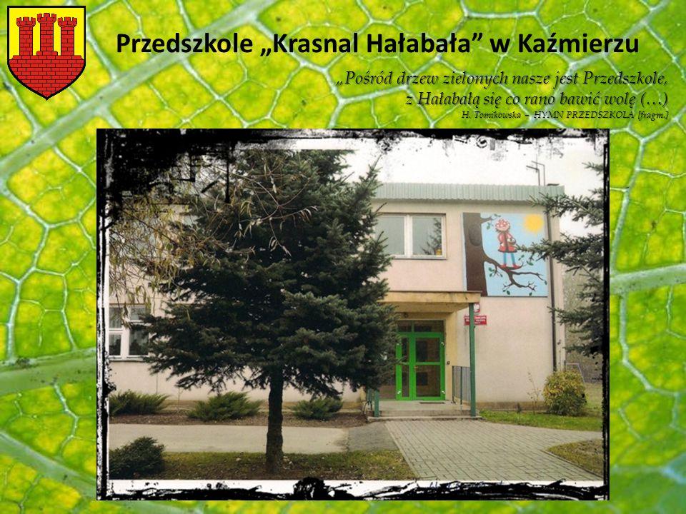 """Przedszkole """"Krasnal Hałabała w Kaźmierzu"""