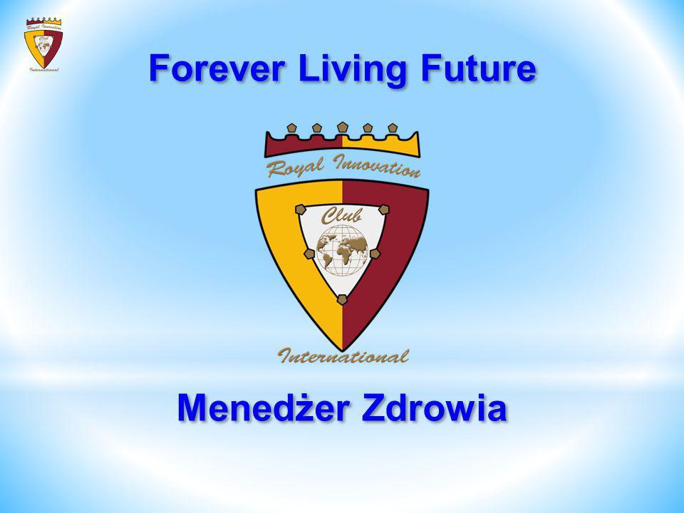 Forever Living Future Menedżer Zdrowia