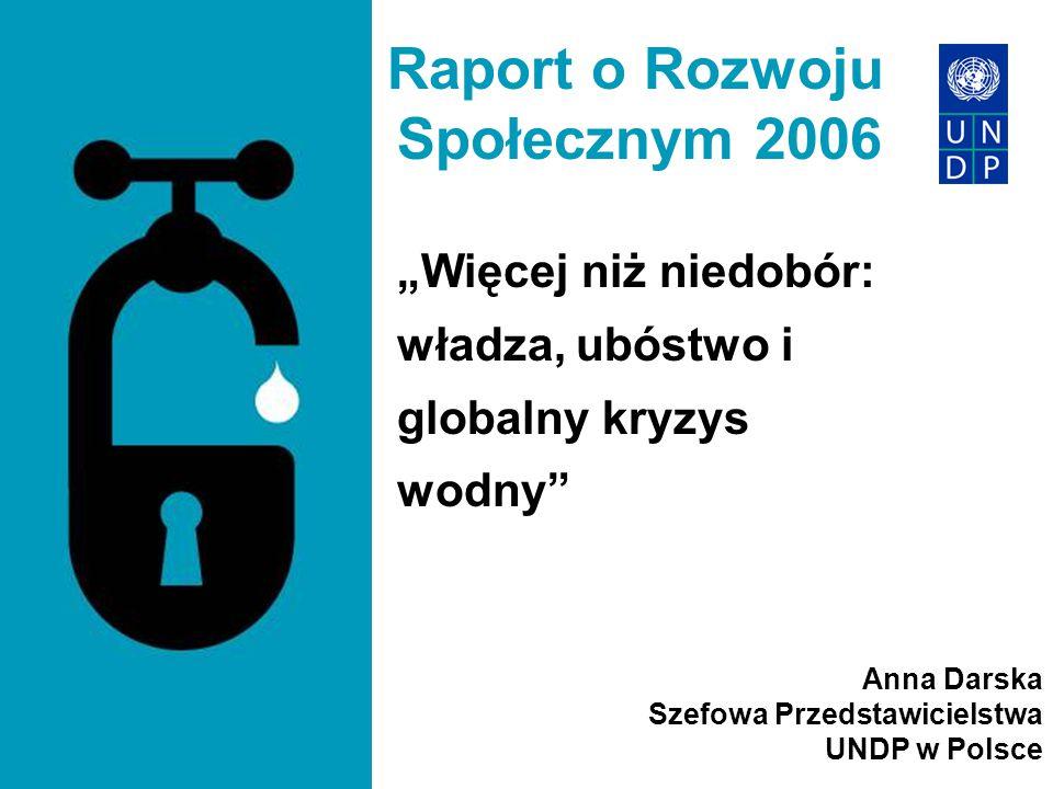 Raport o Rozwoju Społecznym 2006