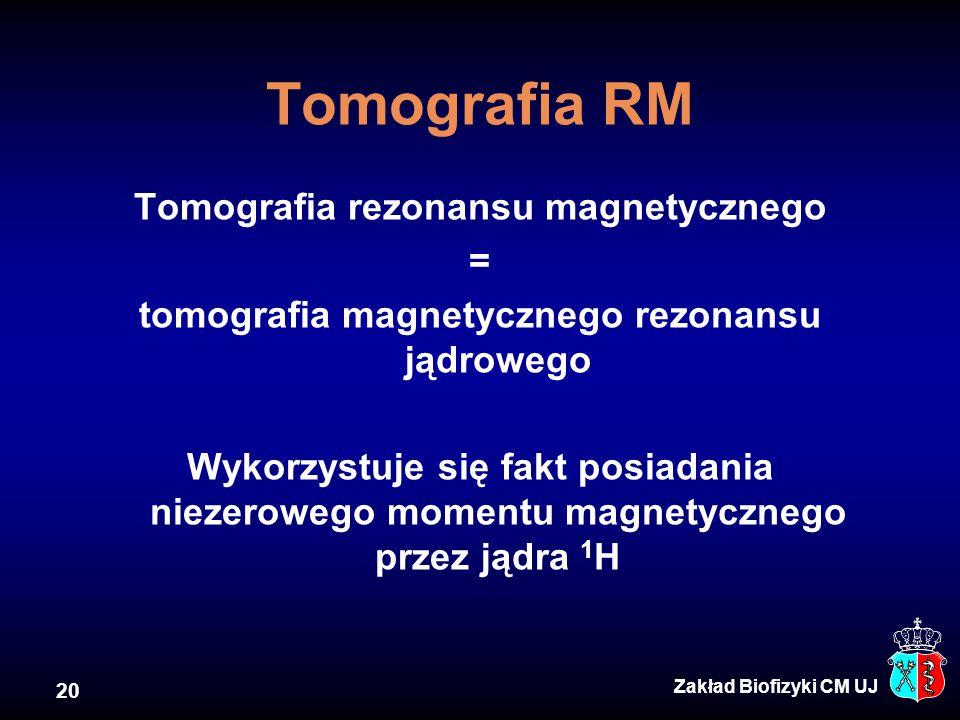 Tomografia RM