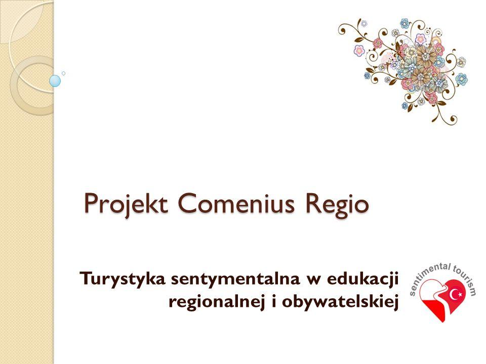 Projekt Comenius Regio