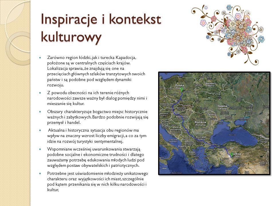 Inspiracje i kontekst kulturowy