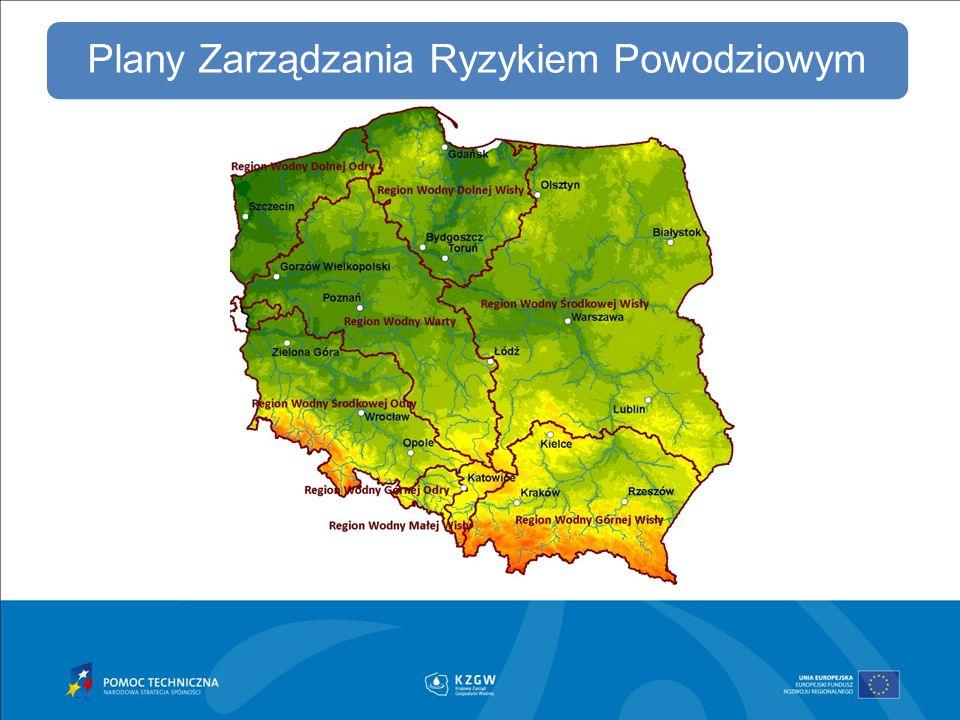 Plany Zarządzania Ryzykiem Powodziowym