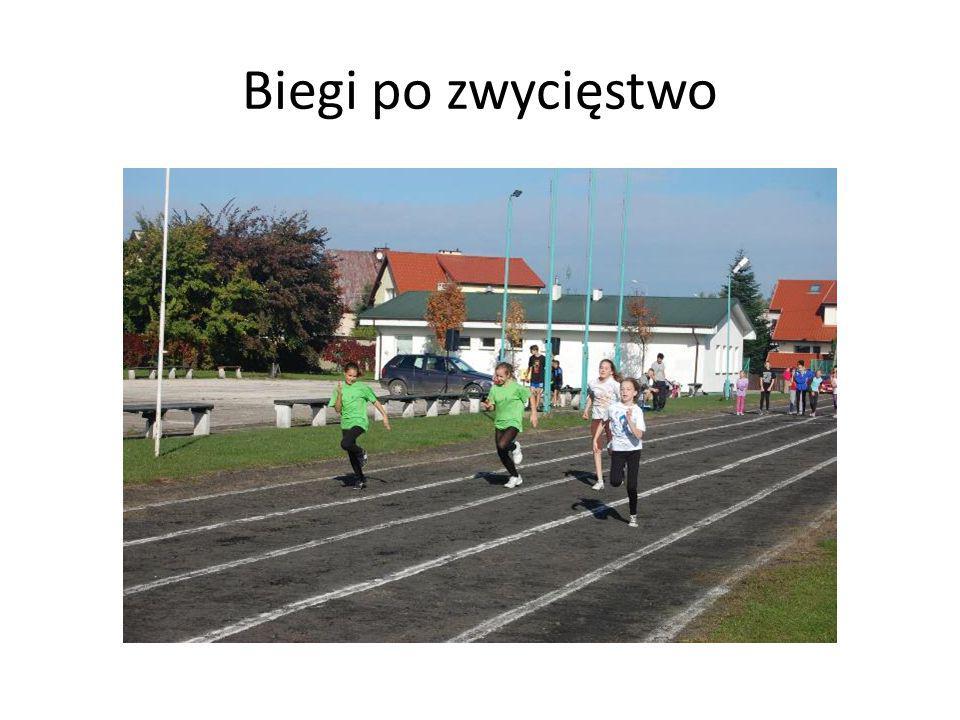 Biegi po zwycięstwo
