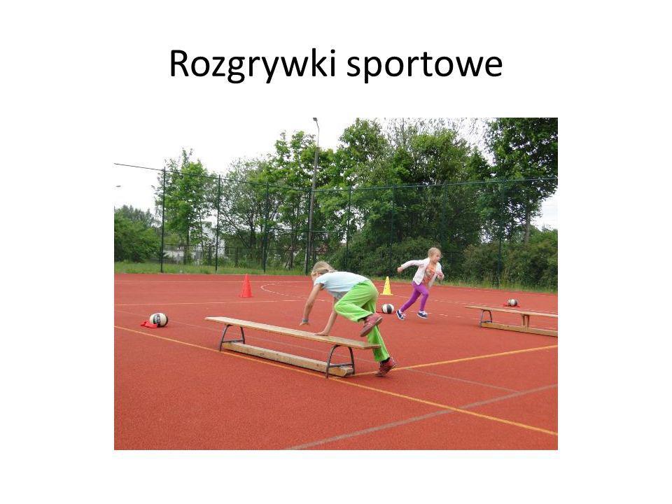 Rozgrywki sportowe
