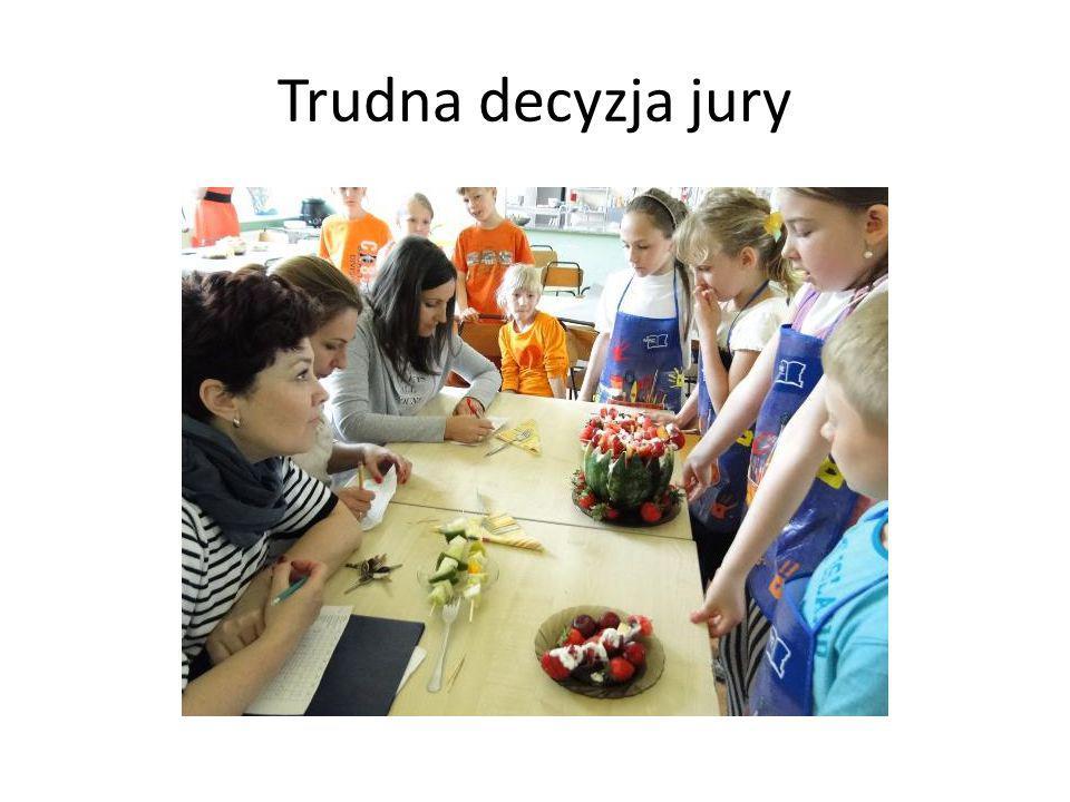 Trudna decyzja jury