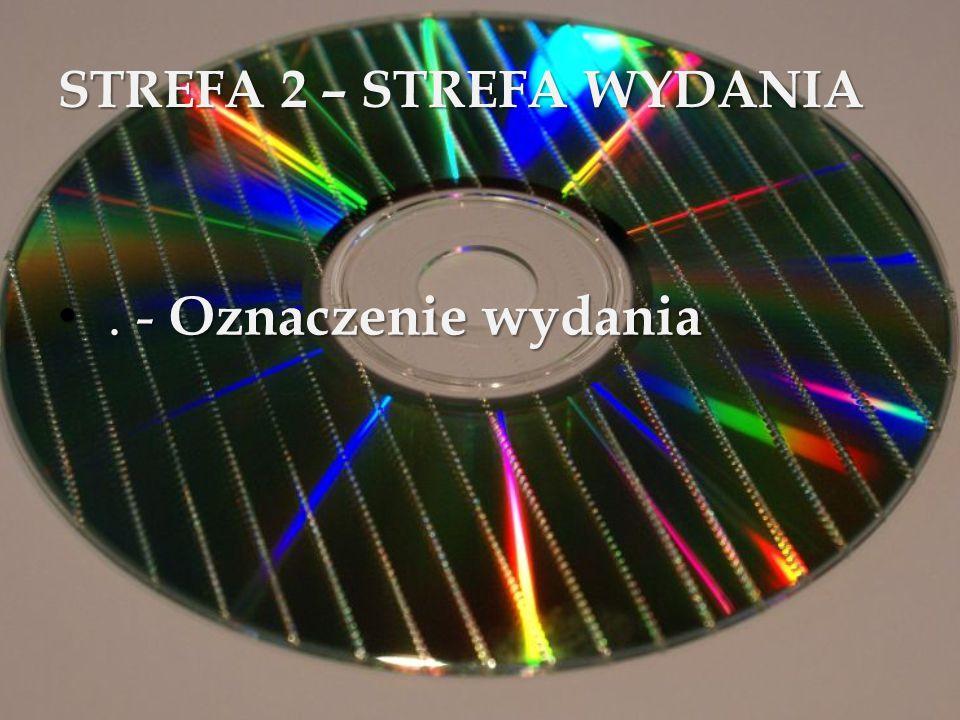 STREFA 2 – STREFA WYDANIA