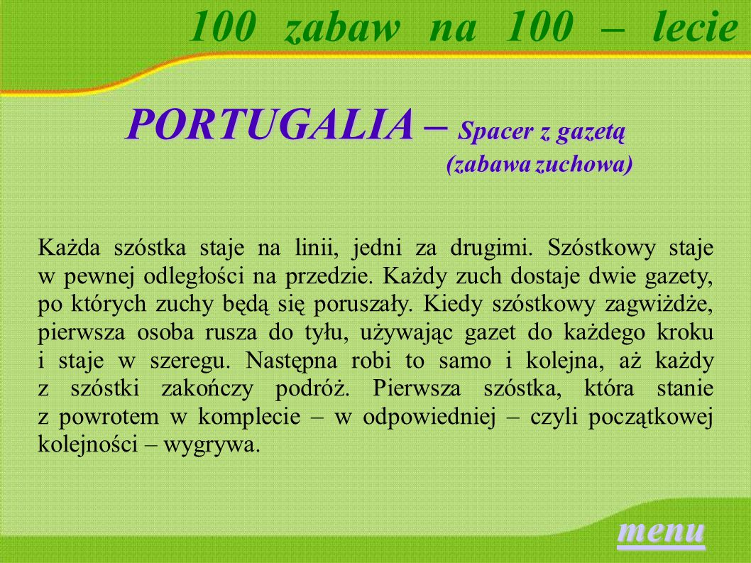 PORTUGALIA – Spacer z gazetą