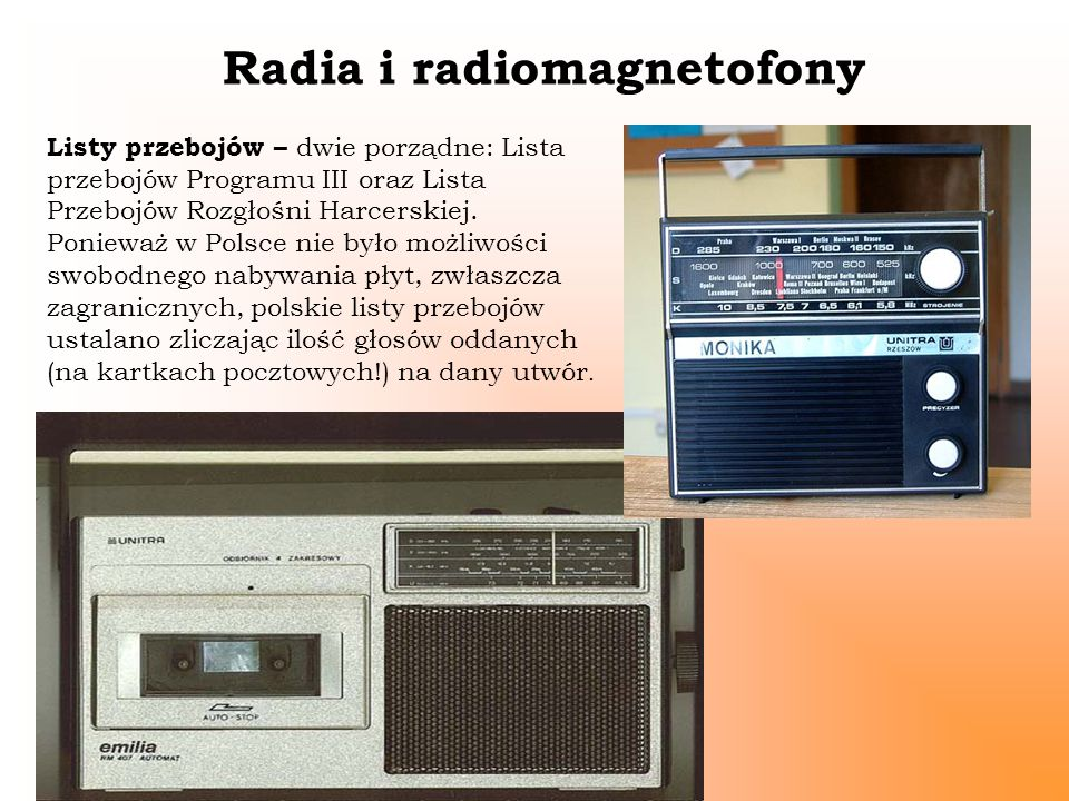 Radia i radiomagnetofony