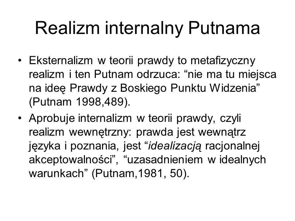 Realizm internalny Putnama