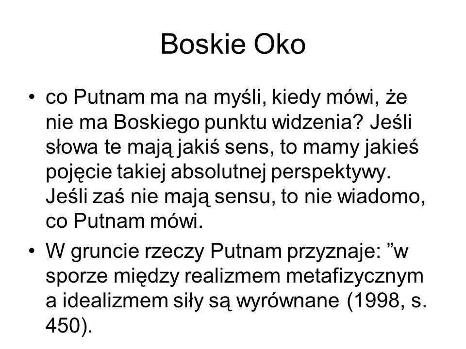 Boskie Oko
