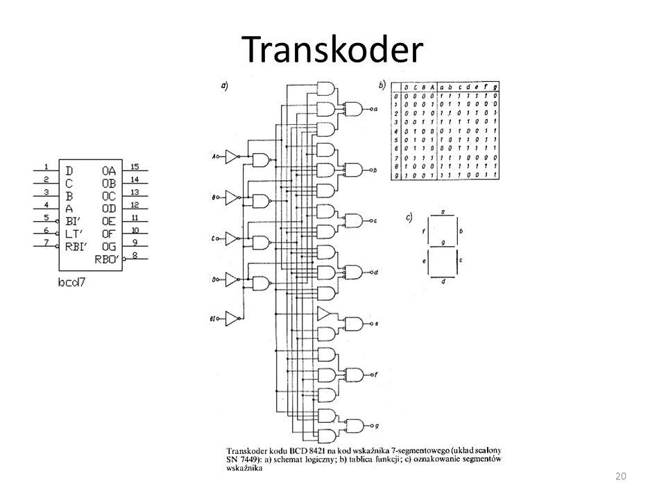 Transkoder