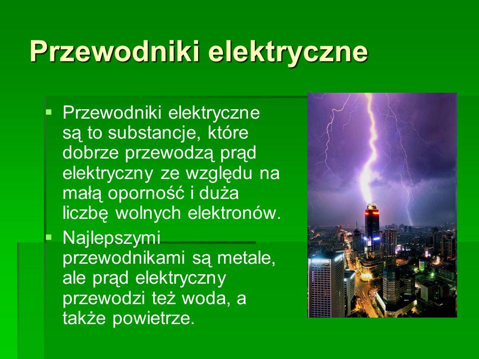 Przewodniki elektryczne