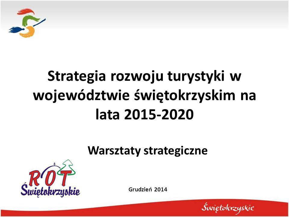 Warsztaty strategiczne Grudzień 2014