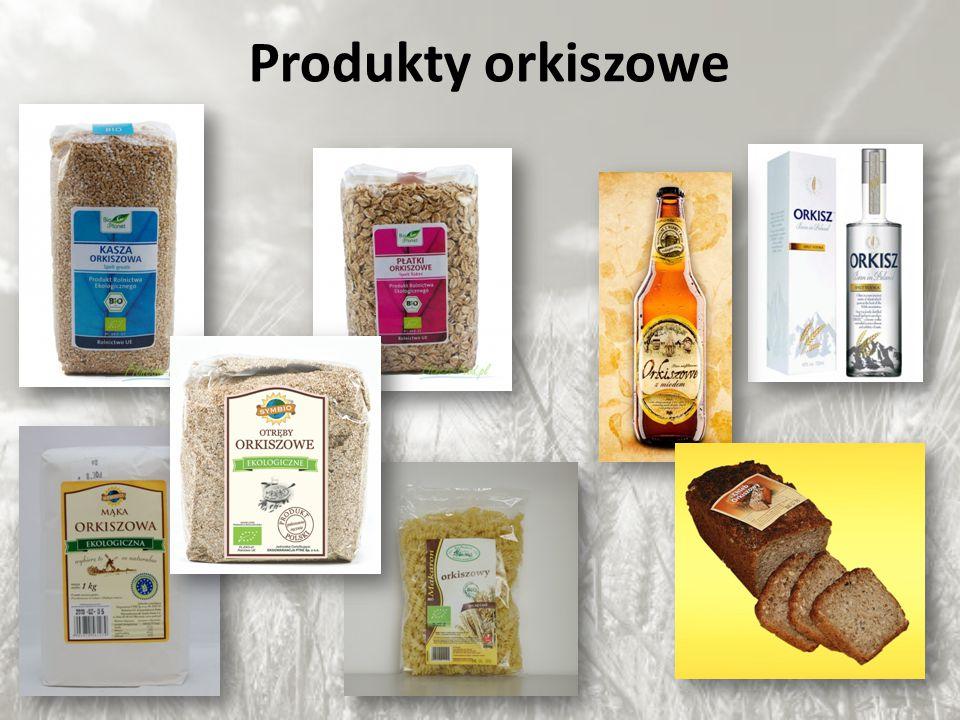 Produkty orkiszowe
