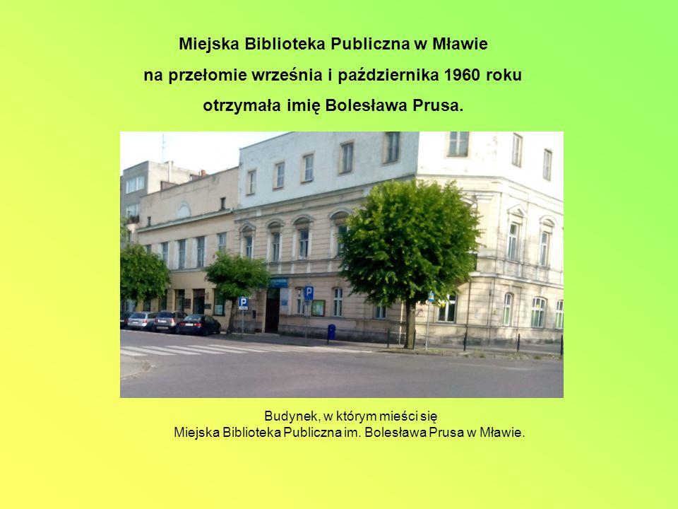 Miejska Biblioteka Publiczna w Mławie