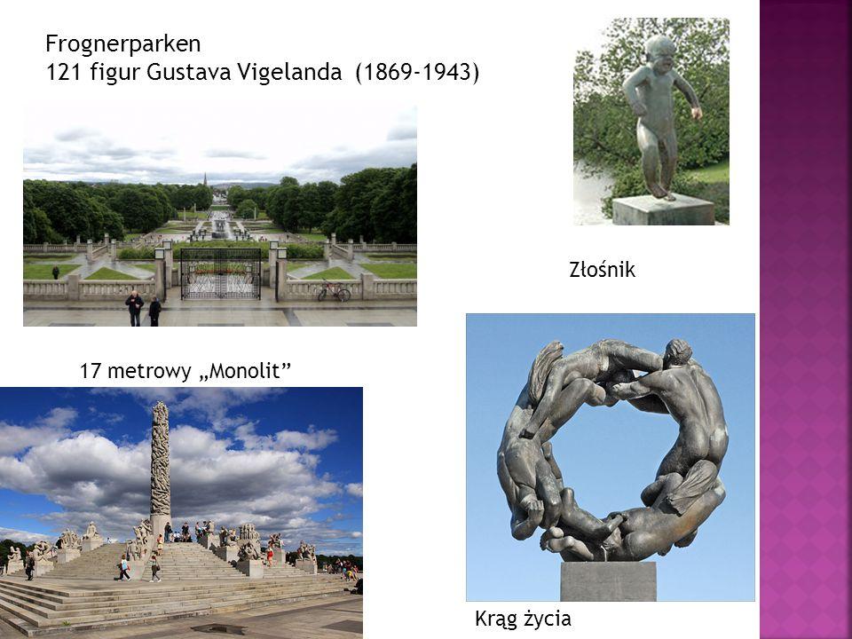 121 figur Gustava Vigelanda (1869-1943)