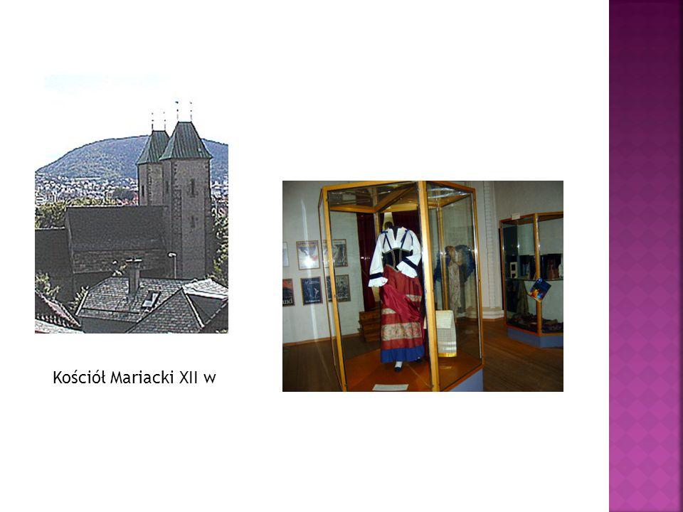 Kościół Mariacki XII w