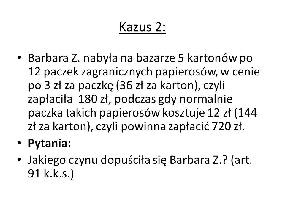 Kazus 2: