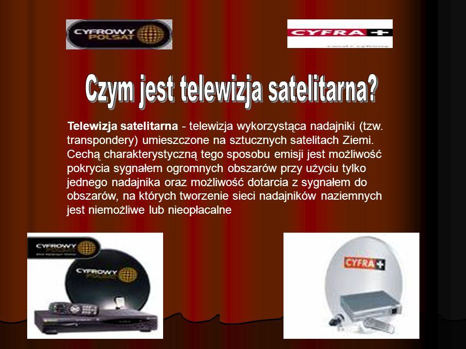 Czym jest telewizja satelitarna