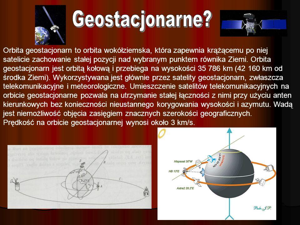 Geostacjonarne