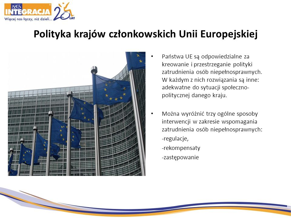 Polityka krajów członkowskich Unii Europejskiej