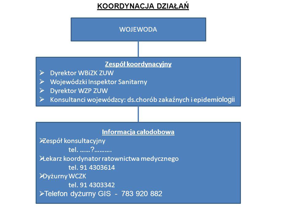 Informacja całodobowa