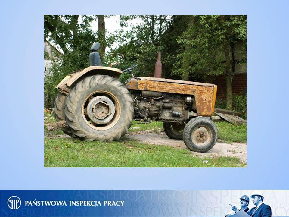 Prace i czynności szczególnie niebezpieczne, których nie należy powierzać dzieciom poniżej 16 lat w gospodarstwach rolnych.