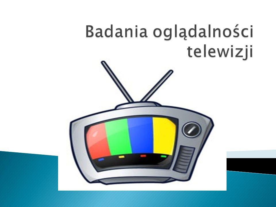 Badania oglądalności telewizji