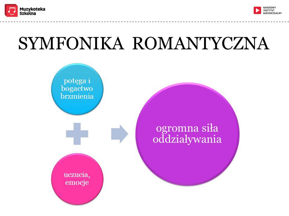 SYMFONIKA ROMANTYCZNA