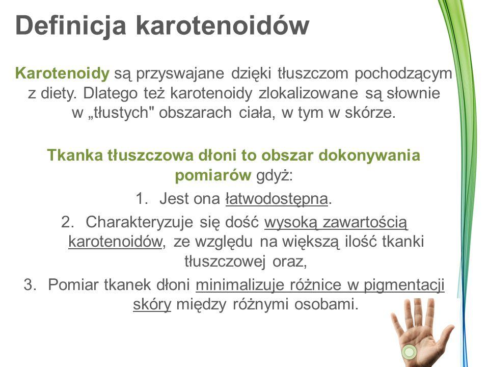 Definicja karotenoidów